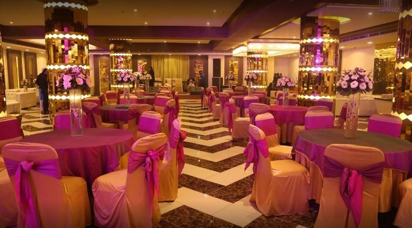 Weddingz.in Banquet, Sector 3 Rohini Delhi - Banquet Hall