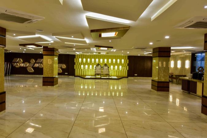 Memento Restaurant and Banquet Ranip Ahmedabad - Banquet Hall