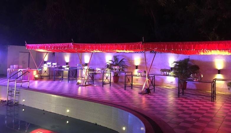 22B Resort Meerut Cantt Meerut - Banquet Hall