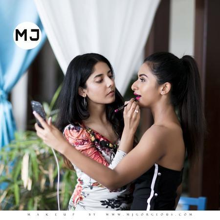 MJ Gorgeous Makeup & Academy | Bangalore | Makeup Artists