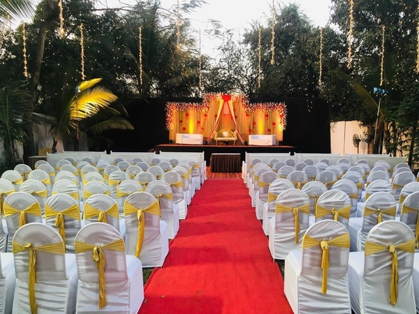 The Shelter Farms Thane West Mumbai - Banquet Hall