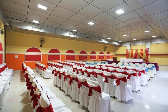 Hotel City Garden Daulatpura Ghaziabad - Banquet Hall