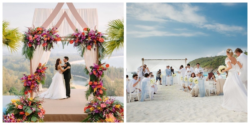 Plan Your Thailand Wedding At These 9 Beautiful Resorts