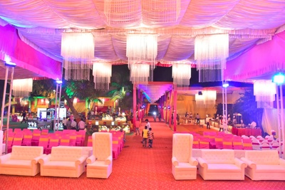 Jalsa Lawns Kanpur Road Lucknow Wedding Lawn Wedding