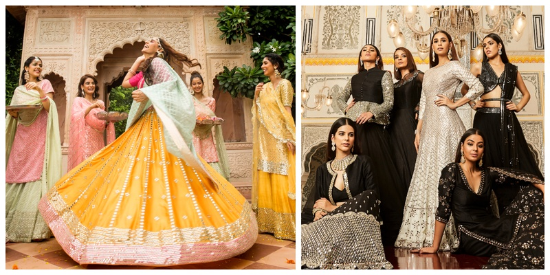 Abhinav Mishra's latest collection is all a bride needs for a royal wedding!