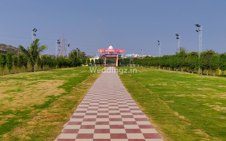 Muktai Lawns Alandi Pune - Wedding Lawn