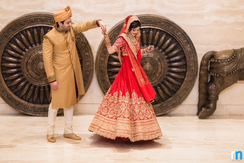 Beautiful Muslim Wedding Held at ITC Grand Chola, Chennai.
