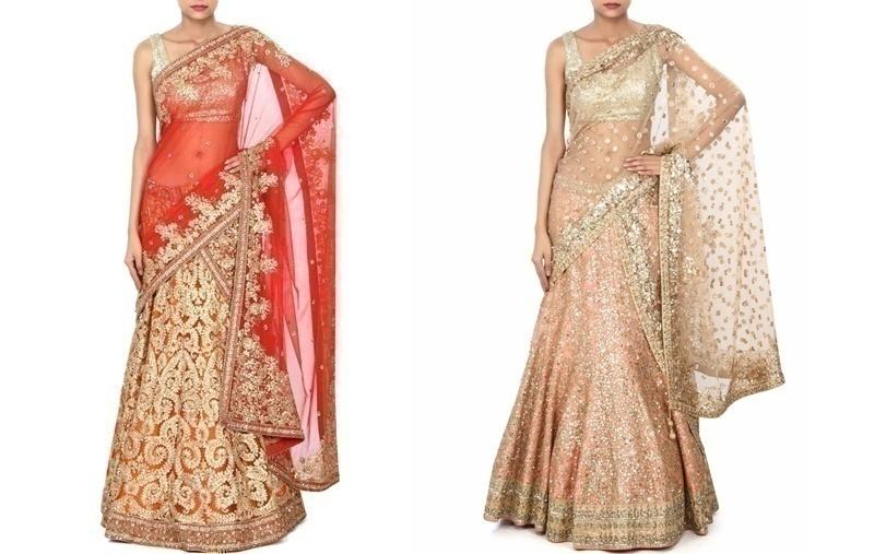 4783ad3ae51 A brand with a unique promise of bringing to customers wedding lehengas