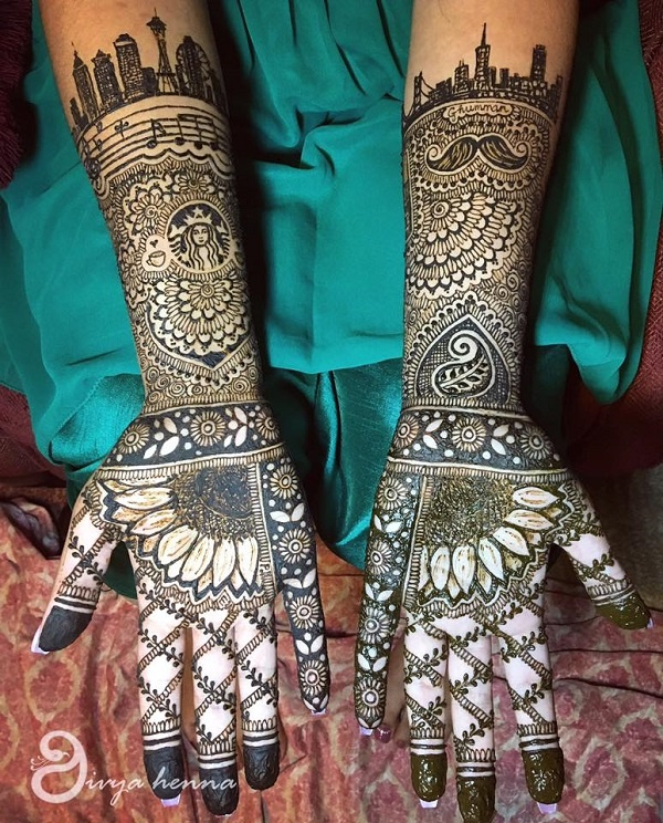 10 Instagram Mehndi Artists All Brides To Be Need To Follow