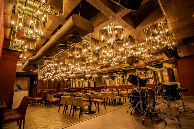 Farzi Cafe Ashok Nagar Bangalore - Banquet Hall