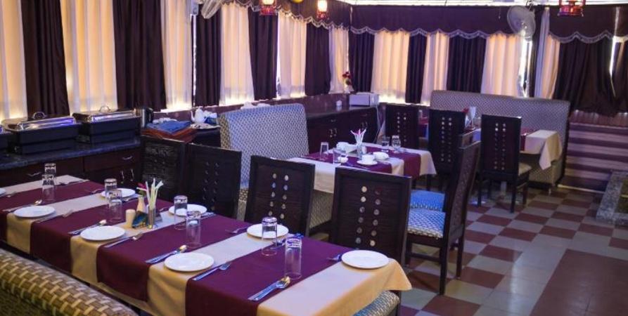 Hotel Heritage Inn Bhelupur Varanasi - Banquet Hall