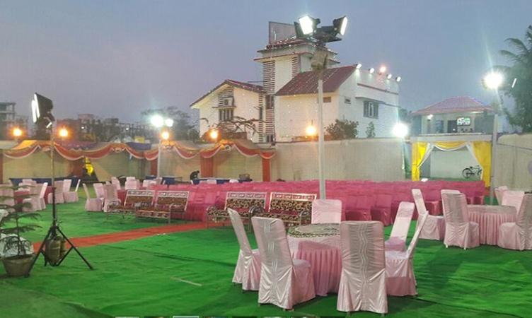 Green Heritage Marriage Hall, Danapur, Patna