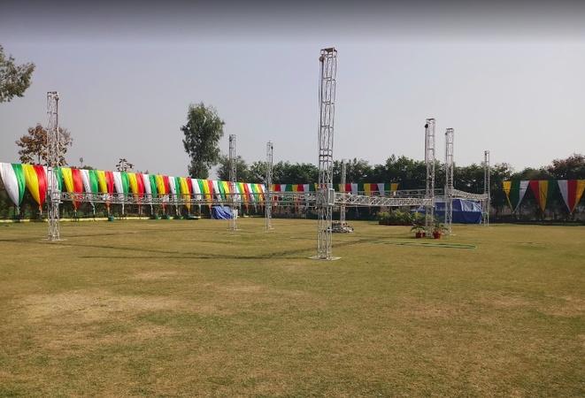 Shehnai Marriage Garden Vijay Nagar Jabalpur - Wedding Lawn