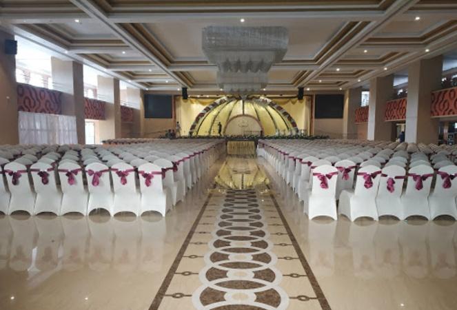Amma Arangam CKNC Anna Nagar Chennai - Banquet Hall