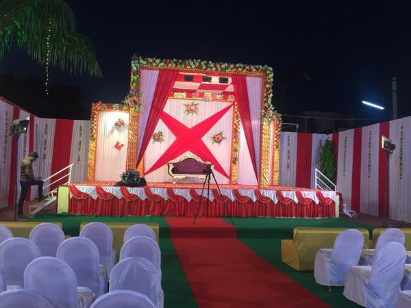 Vinayak Menaria Vatika Hiran Magri Udaipur - Banquet Hall