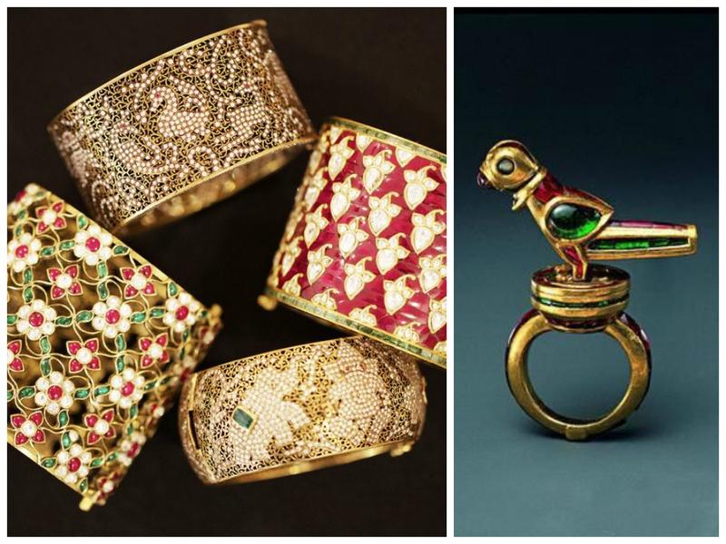 Mesmerizing Mughal Jewellery Designs for the Vintage Royal Bride! - Blog