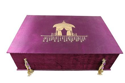 Wine Doli Trousseau Gift Box  (Small)