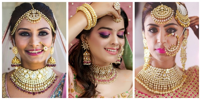 Latest Jewellery designs for 2018 Indian Wedding!