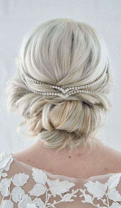 Accessorize Your Bridal Updos