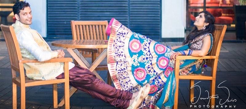 Rishee & Sneha Alibag : Intimate Destination Wedding held at Radisson Blu, Alibaug