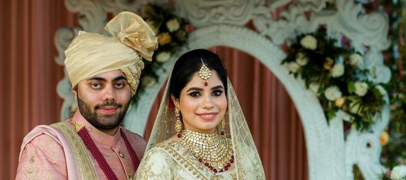 Aruj & Chitvi Delhi : True love comes to you when you least expect it
