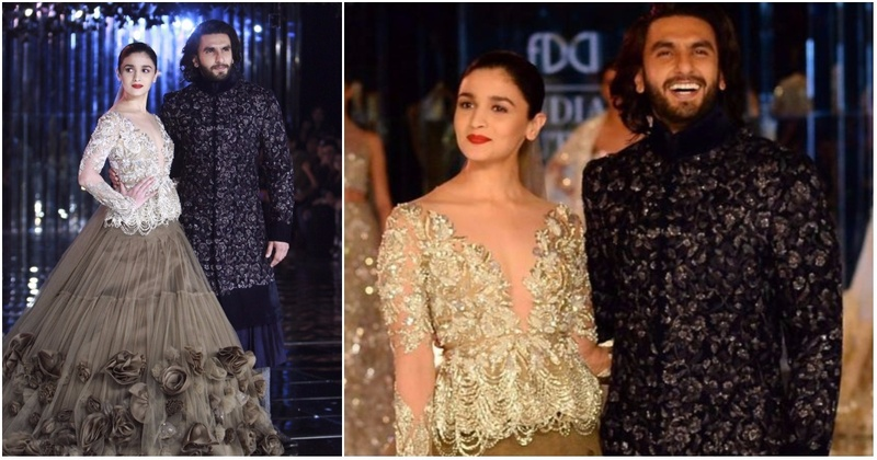 Manish Malhotra's New Bridal Collection at ICW 2017 - We Love Alia's Outfit!