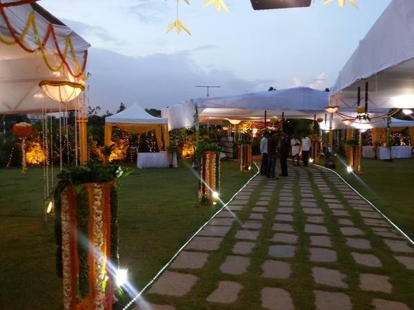 Nalapad Pavilion Palace Ground Bangalore - Banquet Hall