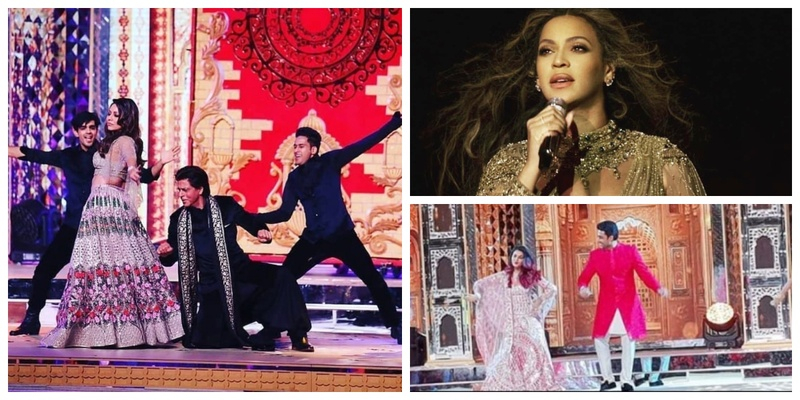 All the celeb performance videos from Isha Ambani & Anand Piramal's star-studded Sangeet night!