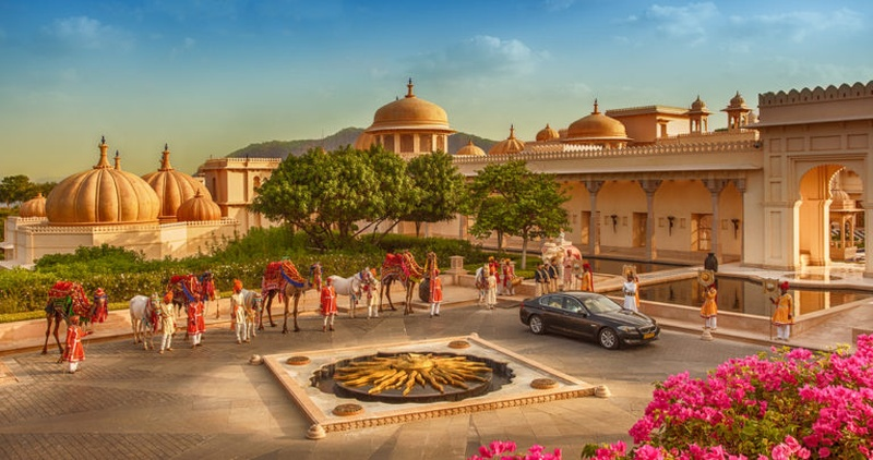5 Star Venues in Jaipur for an Extraordinary Wedding Experience