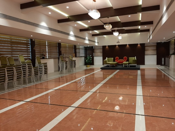 Shikin Hotels Pvt Ltd Mahape Mumbai - Banquet Hall