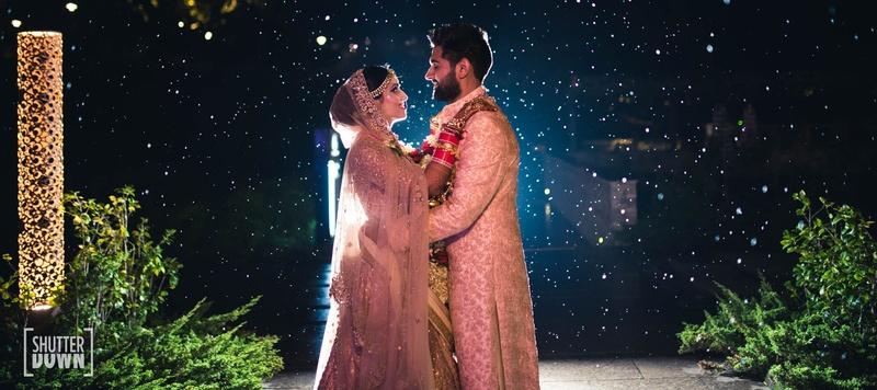 Sarang & Jayati Mussoorie : Destination hill stations, custom trousseau & honeymoon shoot and this JW Marriott Mussoorie wedding