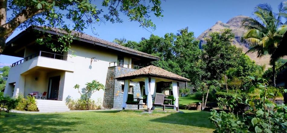 Malhar Machi Resort Pimpri-Chinchwad Pune - Banquet Hall