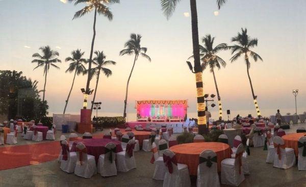 Sun-N-Sand Mumbai, Juhu- Cocktail venues in Mumbai