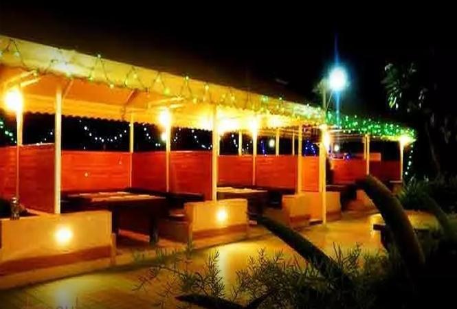 Garden Gate Hotel Hadapsar Pune - Banquet Hall