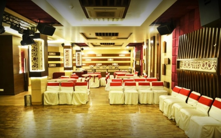 Hotel The Majestic Mohali Chandigarh - Banquet Hall