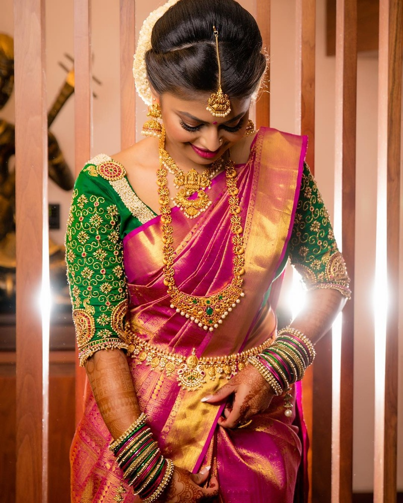 Wedding Hairstyle Download: 20 South Indian Brides Who Rocked The South Indian Bridal
