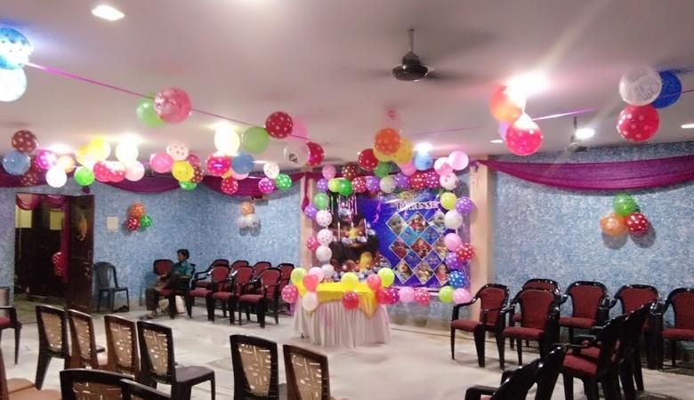 Kovil Restaurant Sigra Varanasi - Banquet Hall