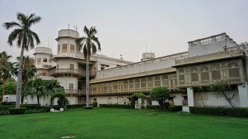 Taj Usha Kiran Palace Lashkar Gwalior - Banquet Hall