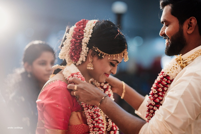 Laxmi and Zakhil Kovalam Destination Wedding
