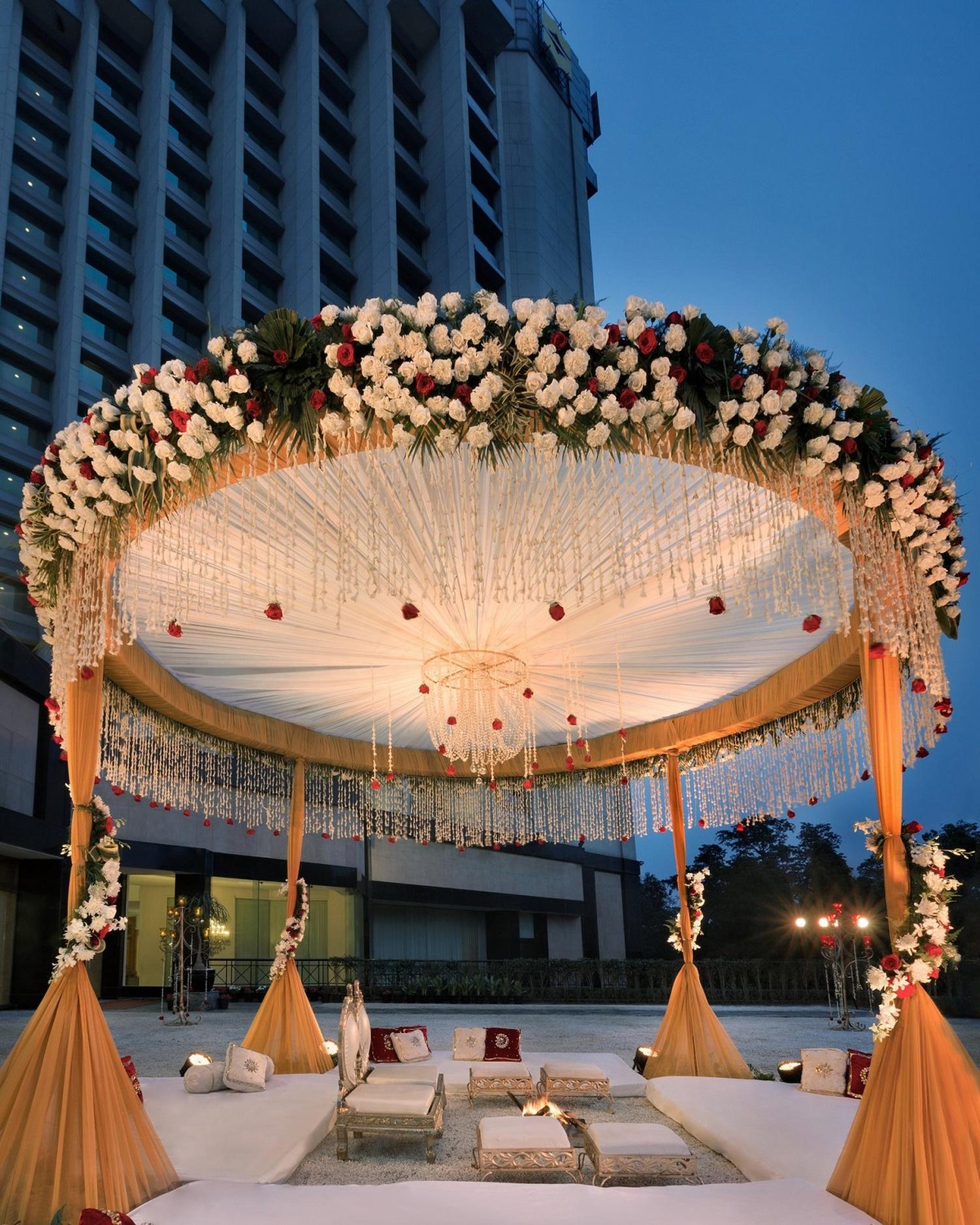 Garden Decor Delhi: Shangri-La Eros Hotel Connaught Place, Delhi
