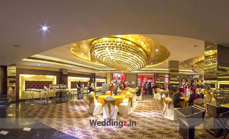 Atrio A Boutique Hotel Kapashera Delhi Banquet Hall Wedding