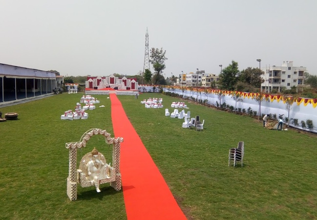 Indraprasth Lawns Manjri Pune - Wedding Lawn