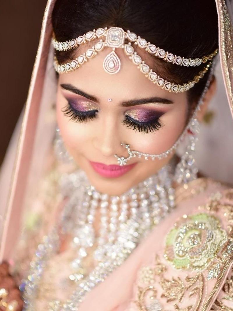 Bridal Makeup Looks Which Rocked The 2018 Indian Wedding Season Bridal Mehendi And Makeup Wedding Blog