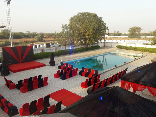RK Farm Thaltej Ahmedabad - Wedding Lawn