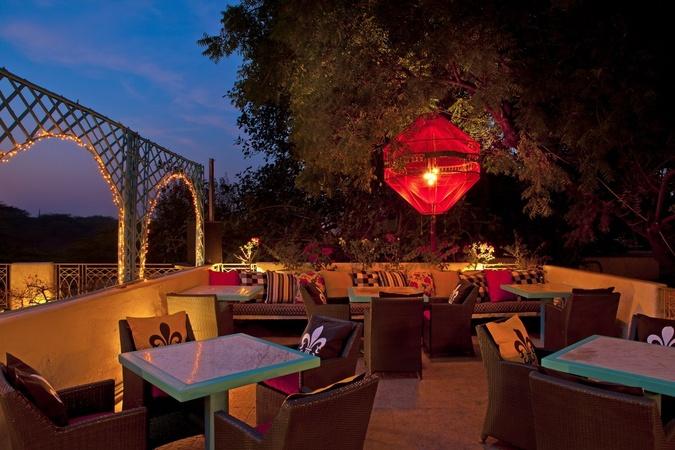 Olive Bar Kitchen New Delhi Delhi
