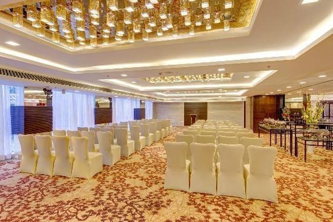Hotel Hindustan International Nagar Road Pune - Banquet Hall