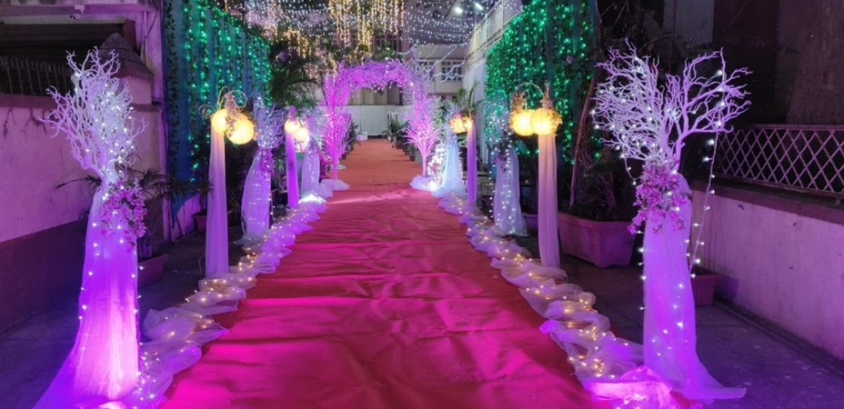 Apostolic Carmel Ground Bandra Mumbai - Wedding Lawn