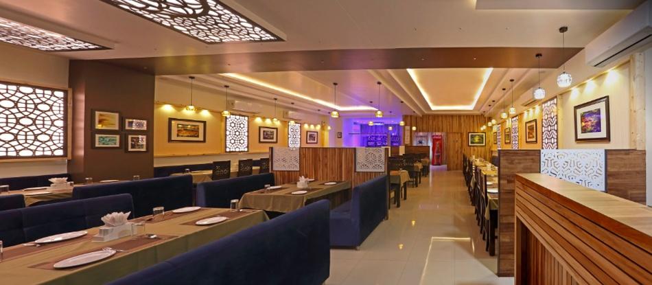 Ajay Multi Cuisine Restaurant Motera Ahmedabad - Banquet Hall