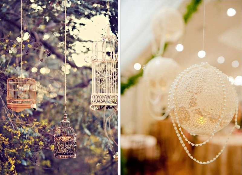 Stunning Wedding Decor Ideas without Flowers!