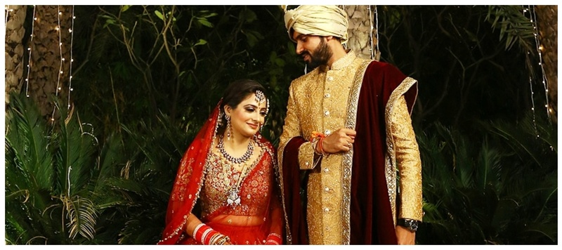 Manu & Nishita Jalandhar : This shaadi saw a romantic pre-wedding shoot, intimate mehendi and understated wedding ceremony!